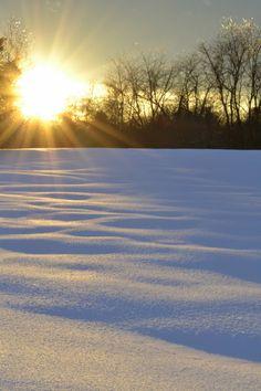 Mercantile Muse: A Little Corner of Bates Mercantile Co.  winter photography, snow photography, snow photo, winter photo, snow, nature photography, winter, sunset photo