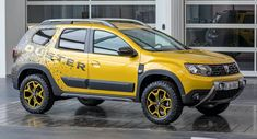 The Sandero took fourth place, giving Dacia two models in the EU's top 5 best sellers - quite an achievement given the brand's somewhat limited range. Vw T, Volkswagen, Dacia Logan, Suv 4x4, Dacia Duster, Second Best, Car Brands, Car Wrap, Car Photography