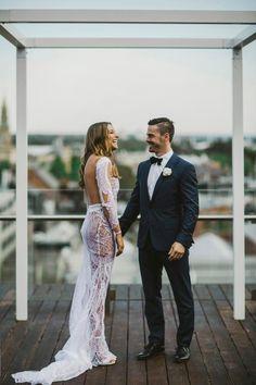 Cassie & David / Wedding Style Inspiration / LANE