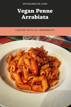 You will love this arrabbiata sauce recipe because it will allow you to get a 30-Minute Meal ready without blowing the calorie budget. #penne #arrabbiata #quick #meals #caloriecounted #budgetfriendly #weightloss