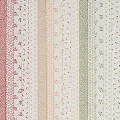 FAT-QUARTERS FLORAL GATHERINGS SHIRTINGS COLLECTION