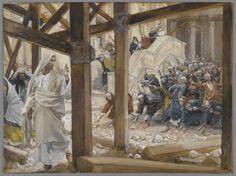Evangelio del día 38 de la Cuaresma
