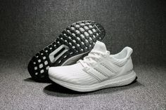 White Ultra Boost 4.0