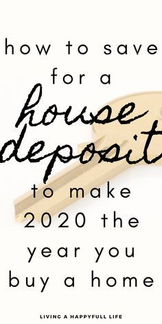 Looking for step by step instructions on how to save for a house? In this post, I give you all the best tips to help you save for that down payment on a low income and while renting! Whether you're single or with kids, looking to buy a home in a year or in 6 months, these tips will help you to save for a deposit fast! #savingmoney #save #money #buyingahouse | savingmoney | save | money | buyingahouse