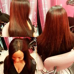 """Natural Looking Sew In &  Closure  IG: Shayes_dvine_perfection FB: Shayes D'vine Perfection Www.styleseat.com/shalandawilliams2 """"Come Get Shayed & Slayed"""""""