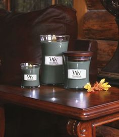 WoodWick Candles - So many wonderful scents, and such a high quality product!!