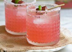 Eatsy: Spicy Rhubarb Margaritas on Etsy---MUST MAKE MUST MAKE MUST MAKE!!!!!!!!!!!!!!! YES!