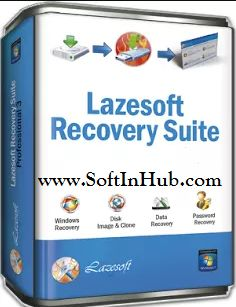 Lazesoft Recovery Suite 4.2.1 Crack & License Key Free Download