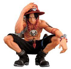 Piece KING OF ARTIST THE PORTGAS · D · ACE Ace anime figure prize Banpresto: Amazon.fr: Jeux et Jouets