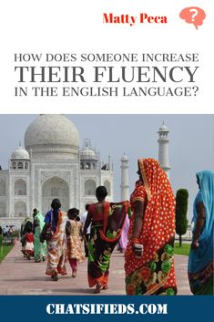 How does someone increase their fluency in the English language? Today we learned the secrets that Dr Ashish Kushwaha had mastered to help him improved his English speaking skills in India and get rip off Indianism. Improve English Speaking, Improve Your English, Fluent English, English Language, English Study, Learn English, Process Engineering, Eighth Grade