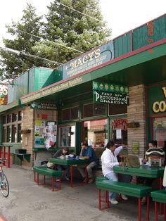 Macy's European Coffee House Bakery and Vegetarian Restaurante, Flagstaff, AZ