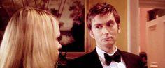 David Tennant Laugh GIF... I love this episode!