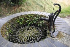 Wishing well, Lost Gardens of Heligan Lost Gardens Of Heligan, Wishing Well, Wells, Cover, Image, Slipcovers, Wels