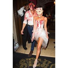 Happy Halloween @wazashayer always terrorising me so I decided to carry out my purge on Him!! #purgeelectionyear