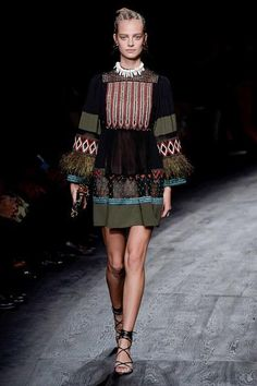 Valentino Spring 2016. See the full collection here