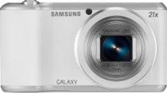 Samsung - Galaxy 2 16.3-Megapixel Digital Camera - White - EK-GC200ZWAXAR - Best Buy