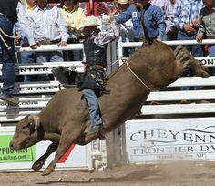 Cheyenne Frontier Days, Cheyenne, Wyoming
