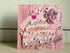 Art-Carta : Różowa sukienka