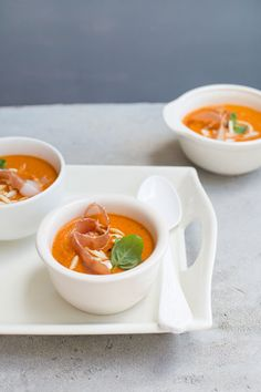 This tomato and almond soup recipe has such a great earthy taste to it – so comforting for the coming cooler months. Almond Soup Recipe, Tinned Tomatoes, Vegetable Puree, Recipe Ratings, Toasted Almonds, Light Recipes, Soup And Salad, How To Dry Basil, Soup Recipes
