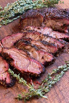 Smoked Beef Roast, Smoked Chuck Roast, Beef Chuck Roast, Smoked Roast Recipe, Chuck Roast Grilled, Best Chuck Roast Recipe, Boneless Chuck Roast Recipes, Grilled Beef, Grilling Recipes