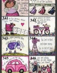 GP x 6 My Beker Loop Oor Stel – Gelamineerde Plekmatjies Afrikaans, Brush Strokes, Arts And Crafts, Pastel, Baseball Cards, Comics, Cute, Painting, Creative Ideas