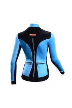 Long Sleeve Winter Cycling Jersey