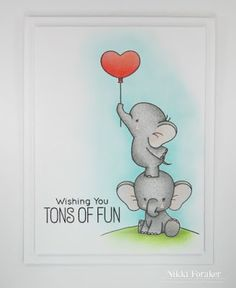 Wishing you tons of fun