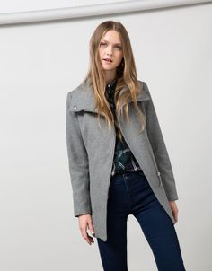 Manteaux - NEW COLLECTION - FEMME - Bershka France