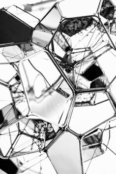 Danish-Icelandic artist Olafur Eliasson at Bonakdar Gallery Contemporary Artists, Modern Art, Olafur Eliasson, Art Fair, Installation Art, Textures Patterns, Geometry, Design Art, Deco