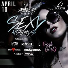 Sexy Mondays tonight at #Guillys ! #TeamTrifecta #No1ClubUpNorth #Undisputed #WHENINMANILA #guillysnightclub