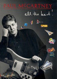 Paul McCartney - All the Best (Piano, Vocal, Guitar) by Paul McCartney