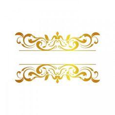 Confetti Background, Geometric Background, Background Vintage, Metal Background, Gold Photo Frames, Vintage Photo Frames, Marcos Vintage Png, Grunge Vintage, Decoration Photo