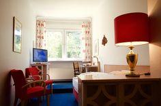 Einzelzimmer Komfort Bad Godesberg, Villa, Das Hotel, Komfort, Home Decor, Bonn, Birthing Center, Single Divan Beds, Art Nouveau