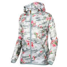 카모 플라워 나염이 돋보이는 멋스러운 디자인의 자켓. 등산, 아웃도어 활동 및 타운에서도 착용 가능해요~ @엘롯데 라푸마