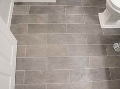 Bathroom Floor Tile Gallery - The Best Source of the Inspirations with grey color