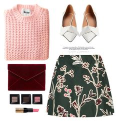"""""""..."""" by yexyka ❤ liked on Polyvore featuring Marni, Rebecca Minkoff, Bobbi Brown Cosmetics and H&M"""