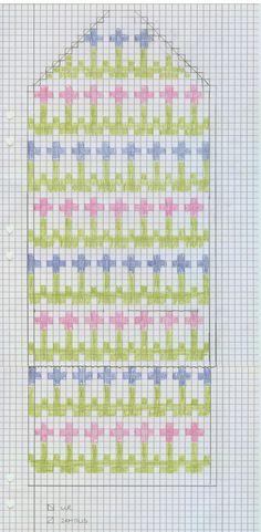 52 Ideas crochet hat diagram charts fair isles for 2019 Crochet Pillow Patterns Free, Crochet Chart, Crochet Baby, Knit Crochet, Mittens Pattern, Knit Mittens, Mitten Gloves, Knitting Charts, Knitting Patterns