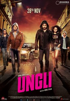 Ungli gang in action