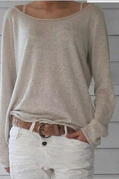 Long Sleeve #Jumper