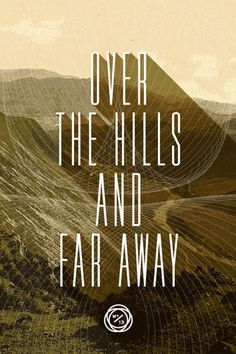 Over the Hills and Far Away / Tim Boelaars