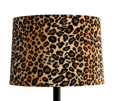 Lamp shade slip cover tutorial 17step by step i would suggest leopard velvet slip cover for your existing lampshade stretch to fit perfectly no leopards mozeypictures Gallery