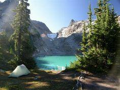 Marmot Lake #1066, Jade Lake