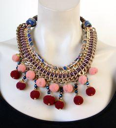 Sweet7 Statement Ketting Ursula (KK-S7-151) - Perfecte cadeau - #statement ketting, #bijouterie, #ketting, #sieraden
