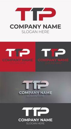 TTP LOGO DESIGN FREE TEMPLATE Monogram Logo, Monogram Letters, Free Logo Templates, Medical Logo, Company Slogans, Great Logos, Vector Free Download, Free Design, Initials