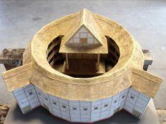 O Instituto Gandarela e o The Shakespeare Globe Trust, entidade mantenedora do Shakespeare Globe Theatre de Londres, assinaram um acordo para a construção de uma réplica do teatro original no Brasil, no município de Rio Acima, em Minas Gerais.