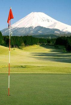 Golf In Japan
