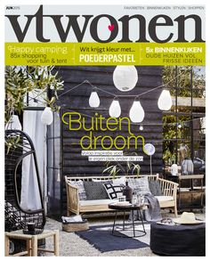 vtwonen magazine cover   nr. 06-2015