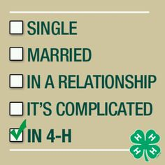 Couldn't be better described.. 4-H