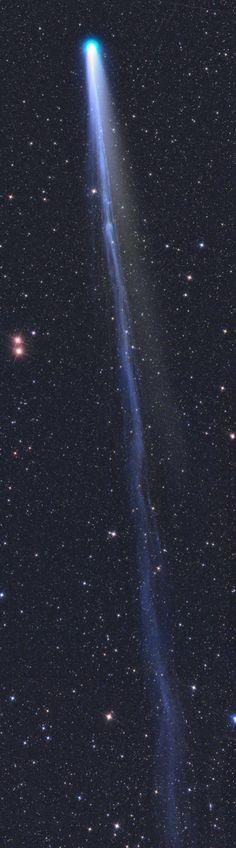 Espectacular imagen del cometa C/2013 R1 LoveJoy (Astrostudio) (12/2013)