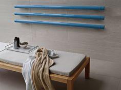 Termoarredo orizzontale a parete T.b.t Collezione Elements by Tubes Radiatori | design Ludovica Roberto Palomba